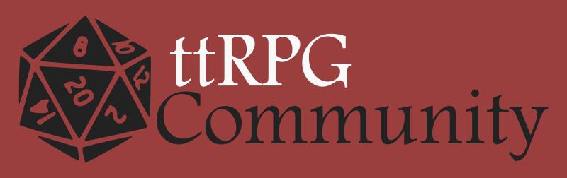 ttRPG Community
